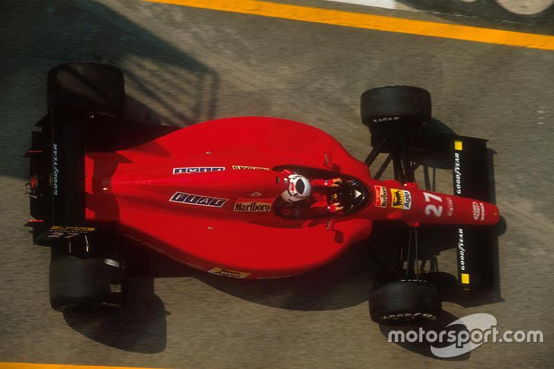 1991 : Ferrari F1-91 (ou Ferrari 642)