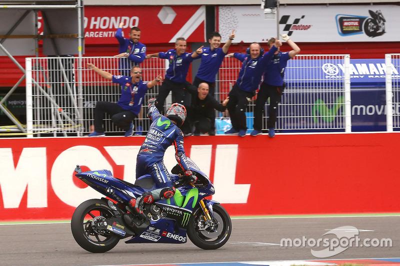 Vinales kembali persembahkan kemenangan untuk Yamaha