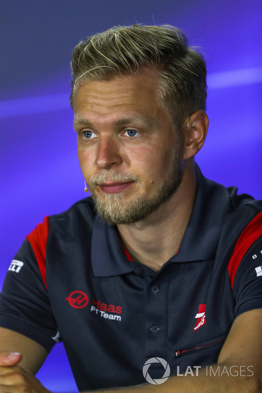 Pressekonferenz: Kevin Magnussen, Haas F1 Team
