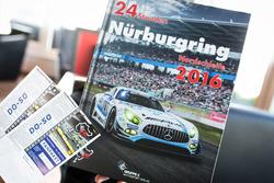 24h Nürburgring, jegyakció
