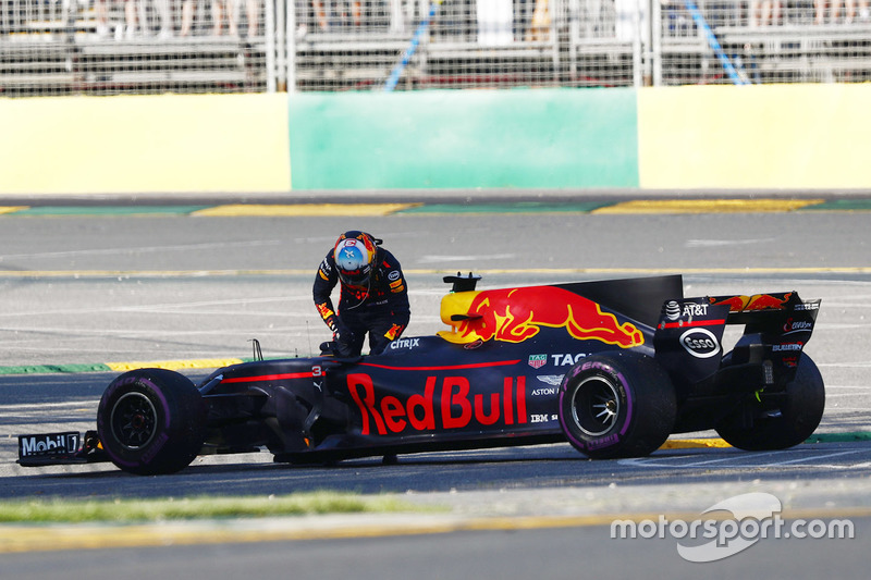 Daniel Ricciardo, Red Bull Racing, RB13