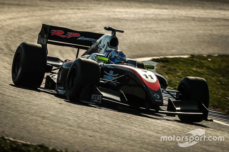Roy Nissany (RP Motorsport)
