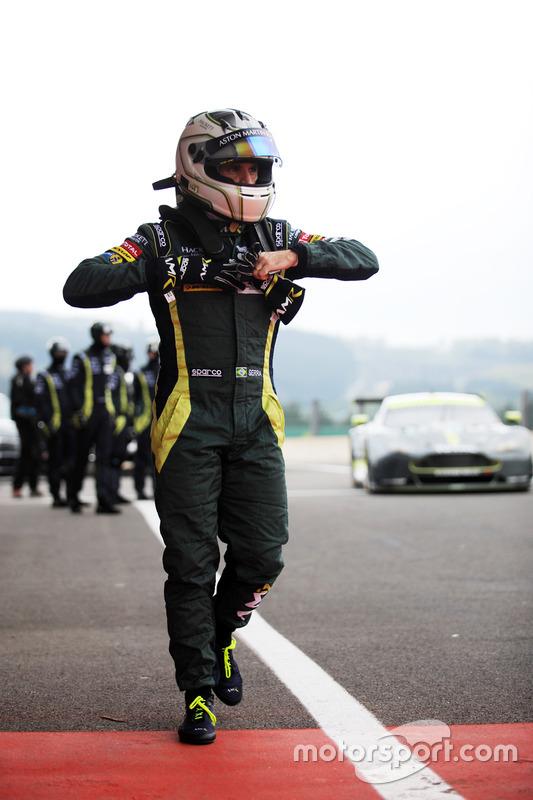 Daniel Serra, Aston Martin Racing