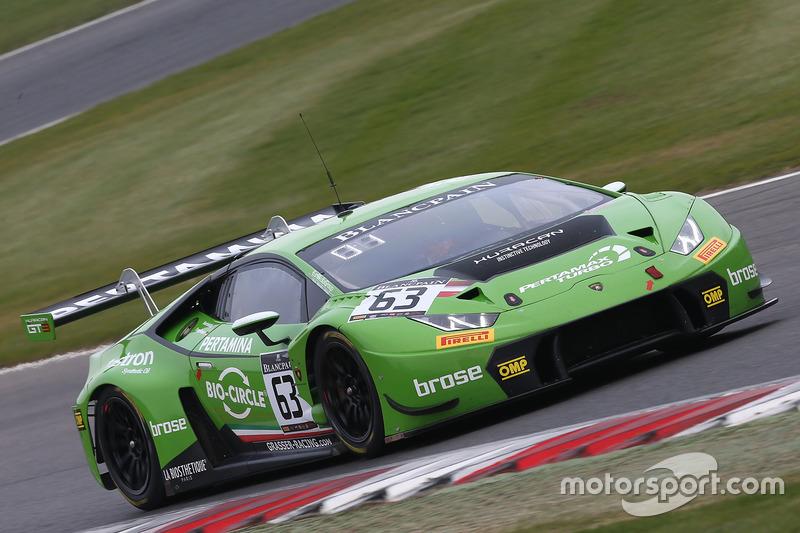 Кристиан Энгельхарт, Мирко Бортолотти, Lamborghini Huracan GT3 GRT Grasser Racing Team