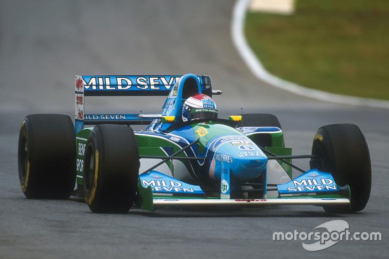 Йос Ферстаппен, Benetton B194 Ford