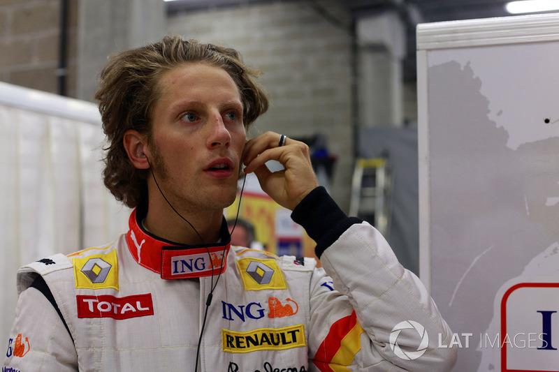 Ромен Грожан – Renault Sport F1 Team, 2009 год