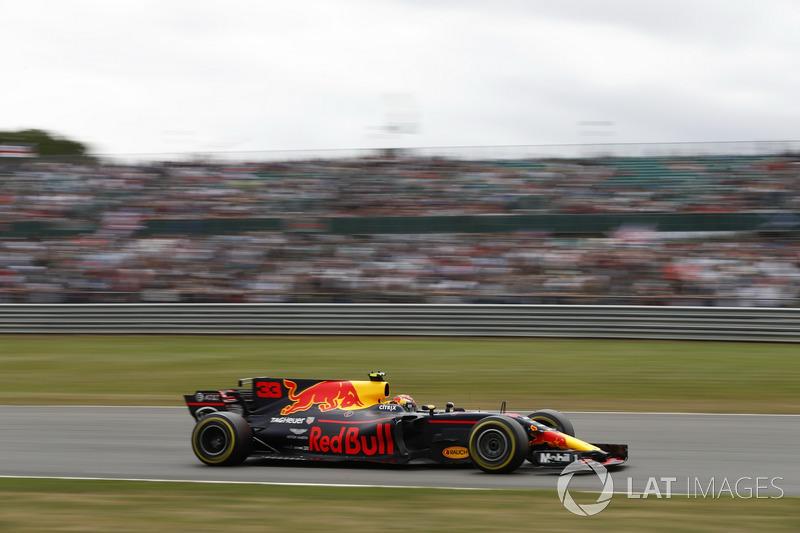 4 місце — Макс Ферстаппен (Нідерланди, Red Bull) — коефіцієнт 13,00