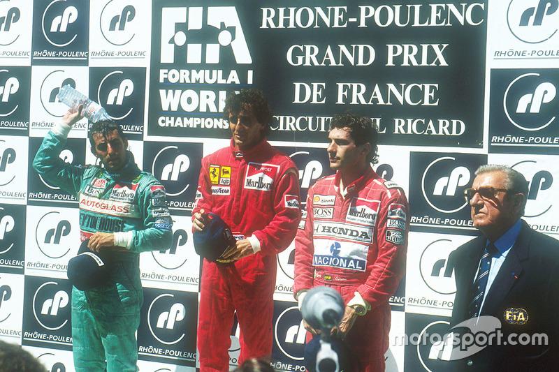 Гран При Франции 1990