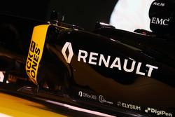 Ливрея автомобиля Renault F1