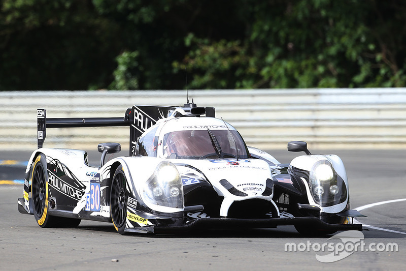 15. LMP2: #30 Extreme Speed Motorsports, Ligier JS P2 Nissan
