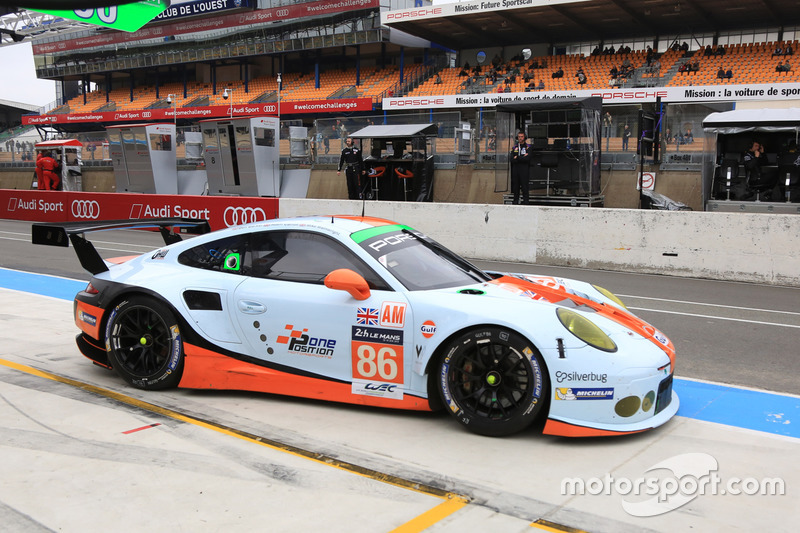 11. LMGTE-Am: #86 Gulf Racing, Porsche 911 RSR