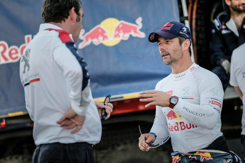 #102 Peugeot: Sébastien Loeb