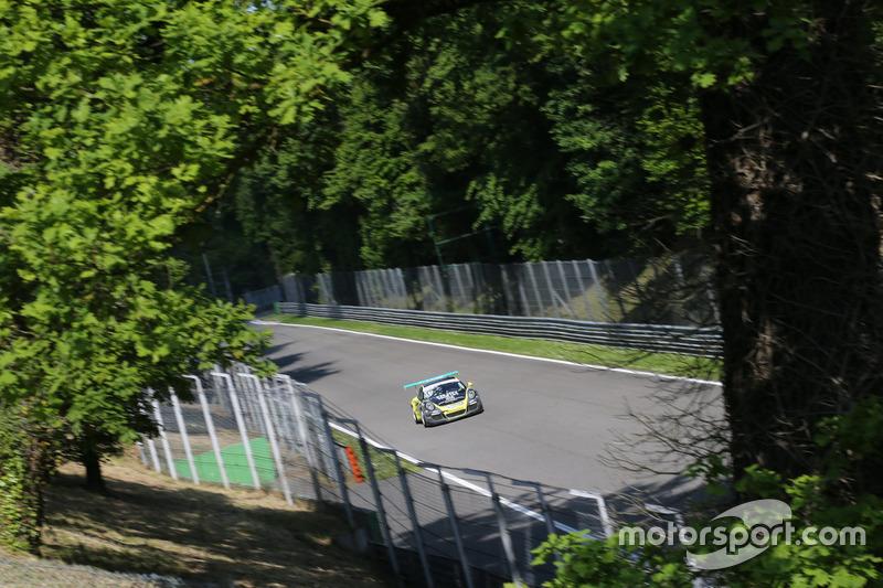 Matteo Cairoli, Ebimotors, nel... Parco di Monza