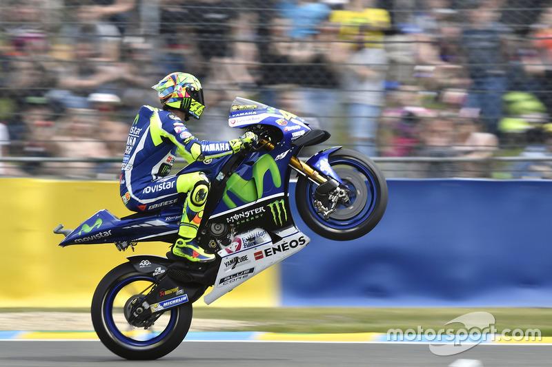 4. Valentino Rossi, Yamaha Factory Racing
