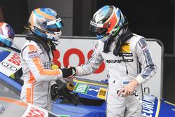 Robert Wickens, Mercedes-AMG Team HWA, Mercedes-AMG C63 DTM and Paul Di Resta, Mercedes-AMG Team HWA