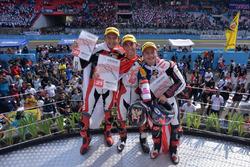 Podium Race 2 SuperSports 600cc