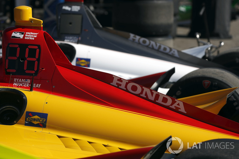 Раян Хантер-Рей, Andretti Autosport Honda, Марко Андретті, Herta - Andretti Autosport Honda