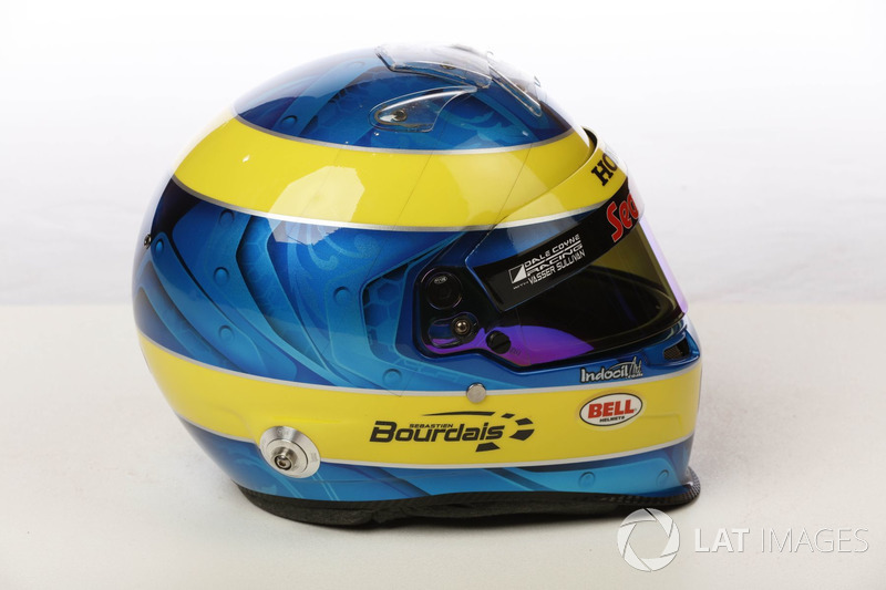 #18 Sébastien Bourdais, Dale Coyne Racing with Vasser-Sullivan Honda