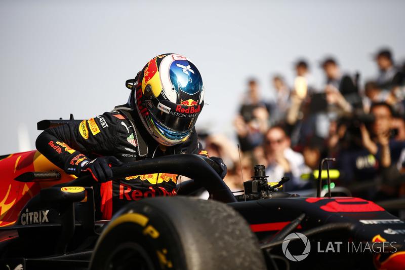 Formel 1  Formel 1 China 2018: Foto-Highlights, Sonntag
