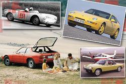 Vierzylinder von Porsche