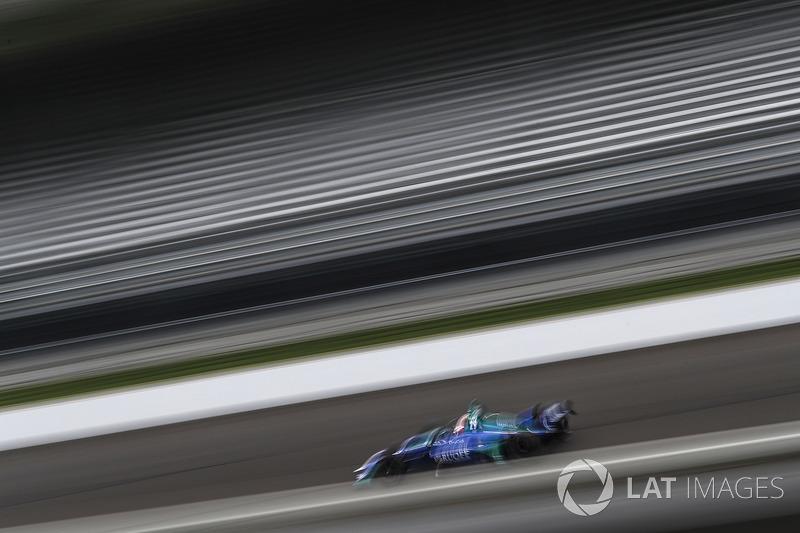 21: Carlos Munoz, Andretti Autosport Honda, 226.048