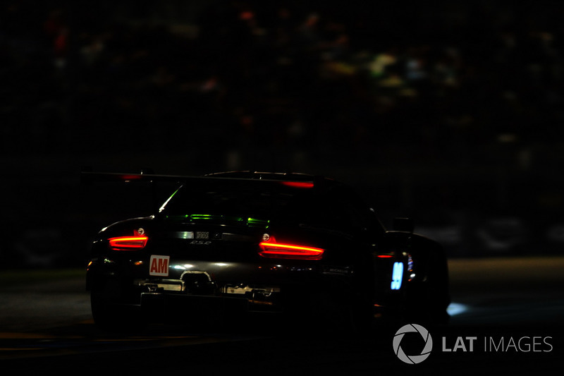 #99 Dempsey Proton Competition Porsche 911 RSR: Patrick Long, Tim Pappas, Spencer Pumpelly