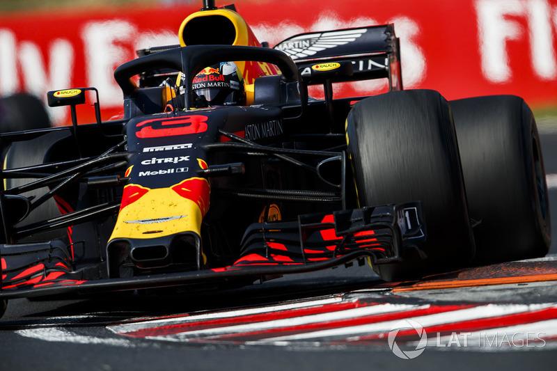 4 місце — Даніель Ріккардо, Red Bull