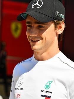 Esteban Gutierrez, Mercedes AMG F1