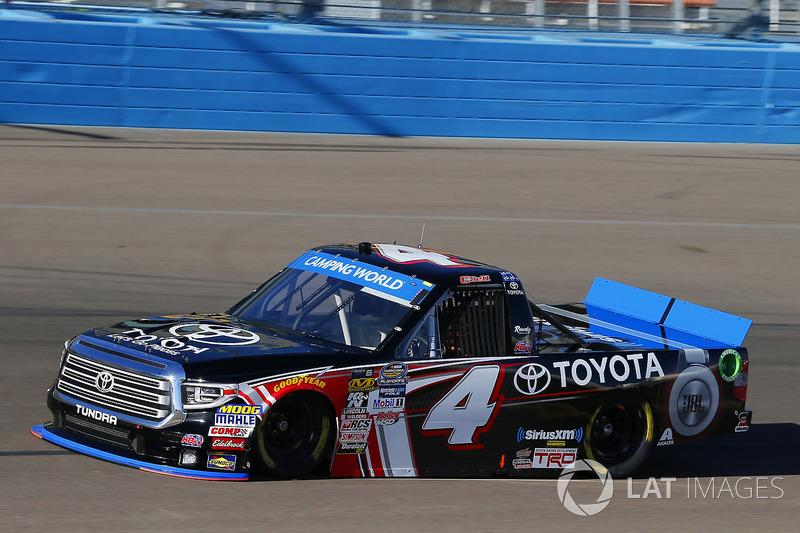 NASCAR Truck (NCWTS): Kyle Busch Motorsports, Toyota Tundra