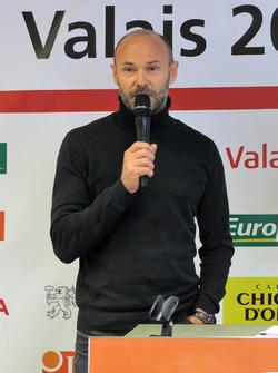 Sébastien Carron, Gewinner der Ausgabe 2016 des RIV