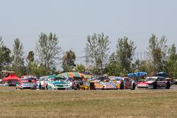 Carlos Okulovich, Maquin Parts Racing Torino, Juan Martin Trucco, JMT Motorsport Dodge, Facundo Ardu