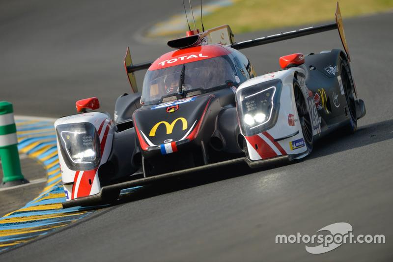 Will Stevens: #23 Panis-Barthez Competition Ligier JSP217 Gibson