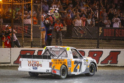 Chase Briscoe, ThorSport Racing, Ford F-150 Ford celebrates