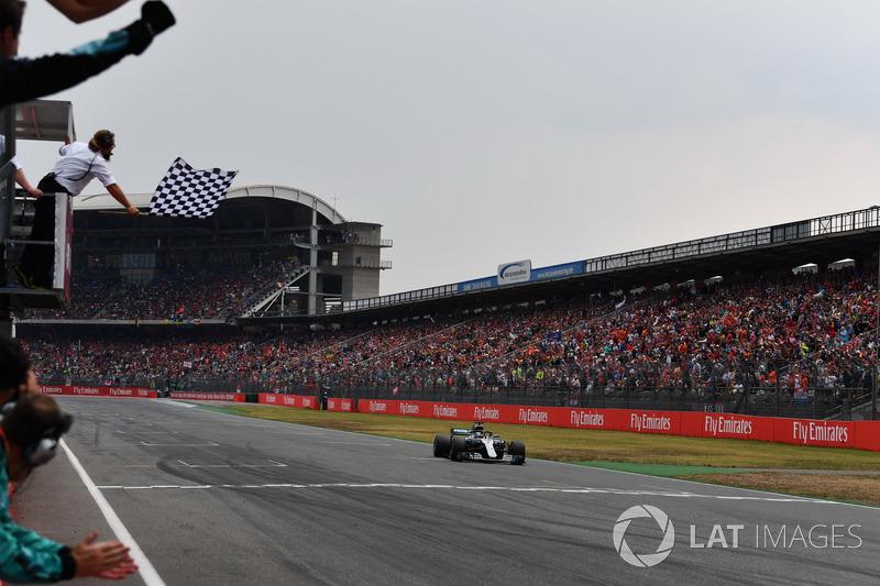 11. GP Jerman - Pemenang: Lewis Hamilton
