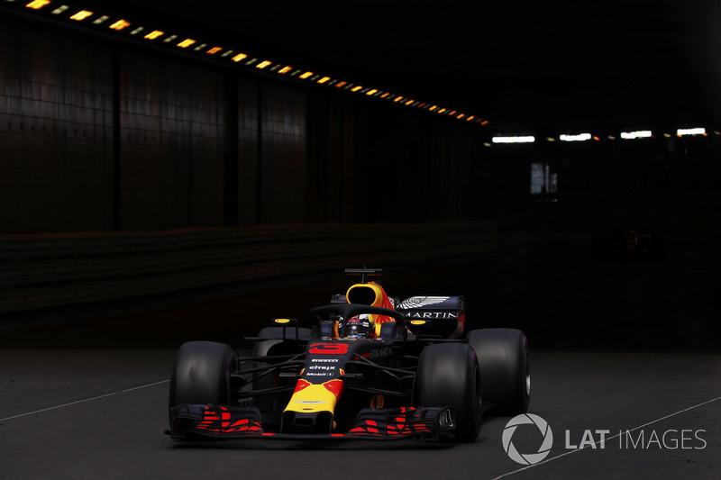 GP de Mónaco: Daniel Ricciardo (Ganó la carrera)
