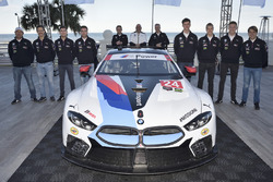 BMW M8 GTE onthulling