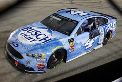Kevin Harvick, Stewart-Haas Racing, Ford Fusion Busch Light celebrates his win