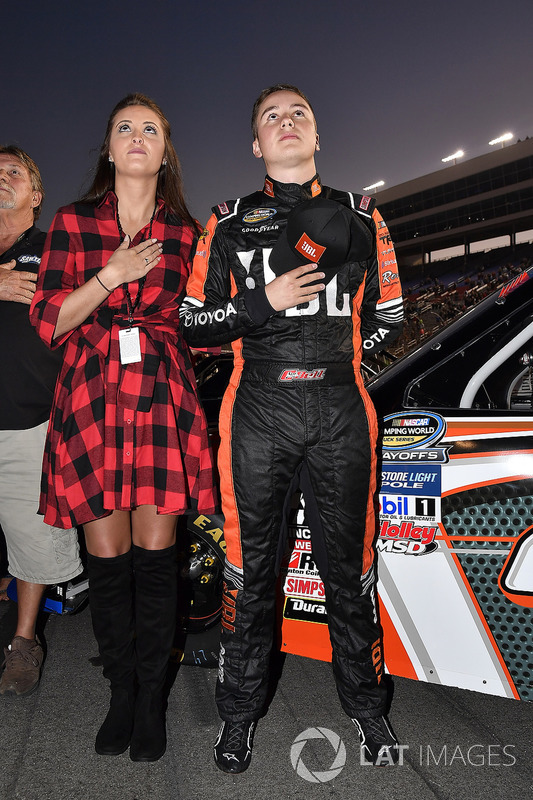 Christopher Bell, Kyle Busch Motorsports Toyota at Texas II