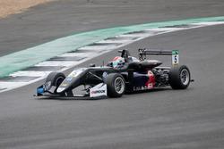 Fabio Scherer, Dallara F317-Volkswagen, Motopark Academy, test