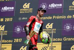 Podium: Glenn Irwin, Be Wiser Ducati, Ducati 1199RS