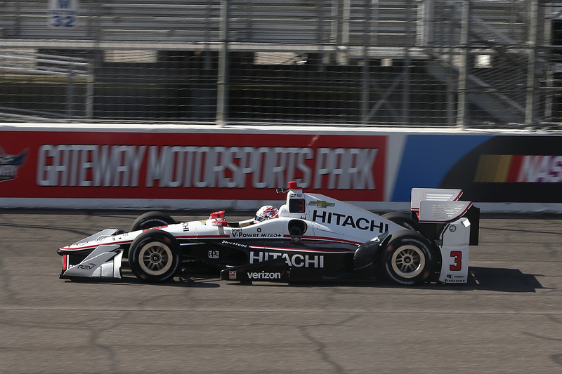 Джозеф Ньюгарден, №2, Team Penske Chevrolet