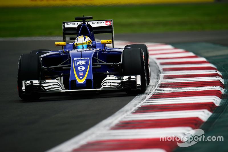 15. Marcus Ericsson, Sauber C35