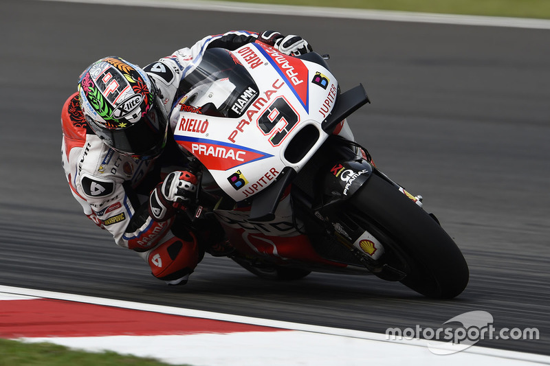 10. Danilo Petrucci, Pramac Racing