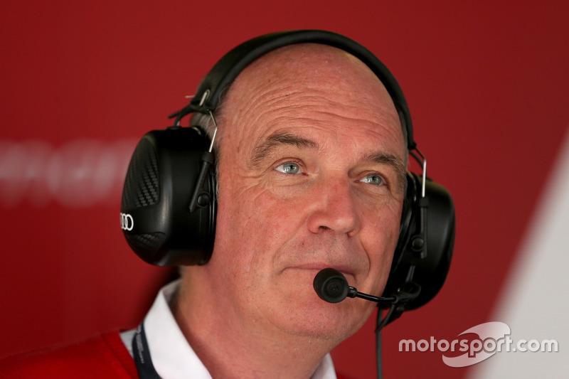 Wolfgang Ullrich, Audi-Sportchef