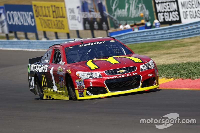 8. Jamie McMurray, Chip Ganassi Racing, Chevrolet