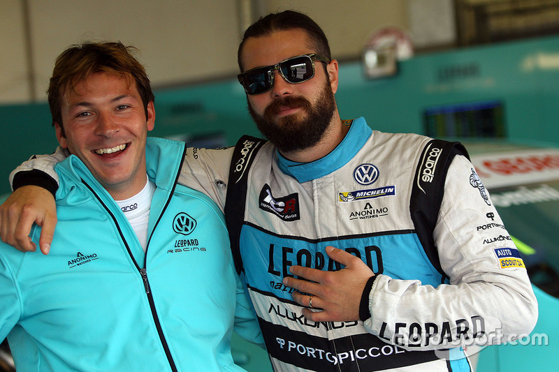 Jean-Karl Vernay Volkswagen Golf GTI TCR Leopard Racing, Stefano Comini, Leopard Racing Volkswagen Golf GTI TCR