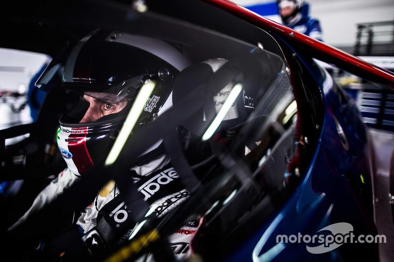 #67 Ford Chip Ganassi Racing Team UK, Ford GT: Marino Franchitti