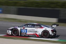 #33 Car Collection Motorsport Audi R8 LMS: G. Tonic, Andreas Ziegler, Johannes Siegler, Peter Schmidt