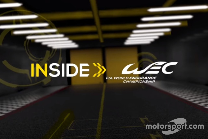 Inside WEC (Screenshot)
