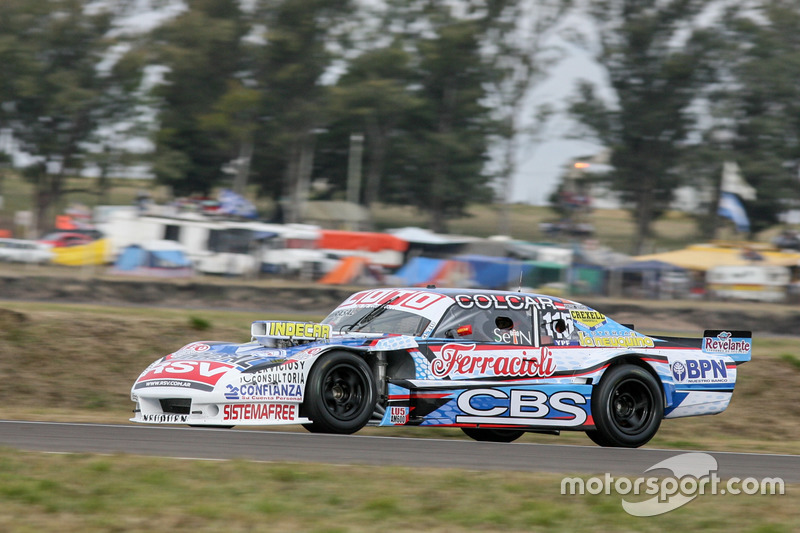 Camilo Echevarria, CAR Racing Chevrolet